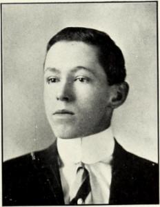 Frank Lloyd Yates 1912