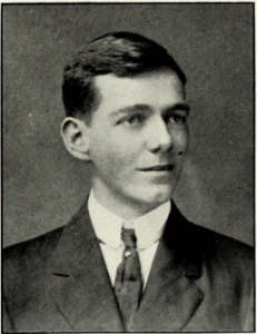 Harry Staley White 1912